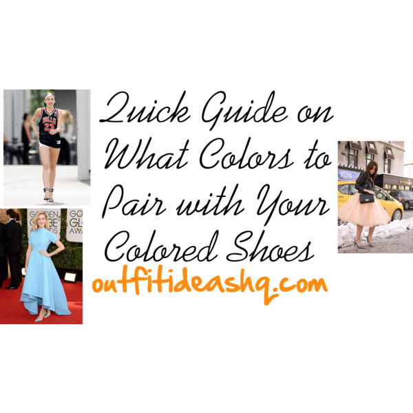 women shoe colors 9