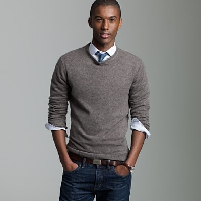 Top 8 sweaters men can wear for the office outfit ideas hq for Best mens dress shirts under 50
