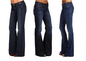 jeans in dark shades