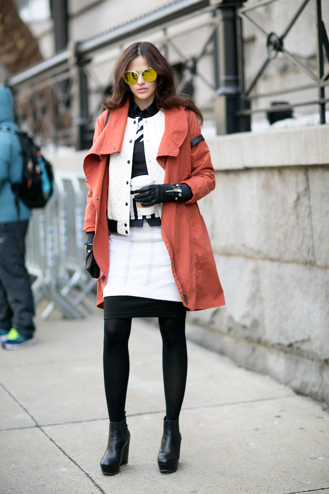 How To Wear Black Tights With Everything Outfit Ideas Hq