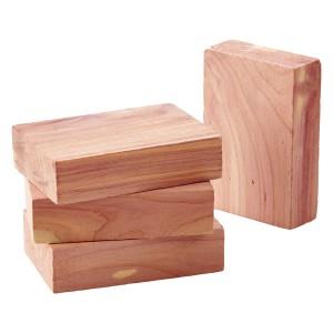 cedar block