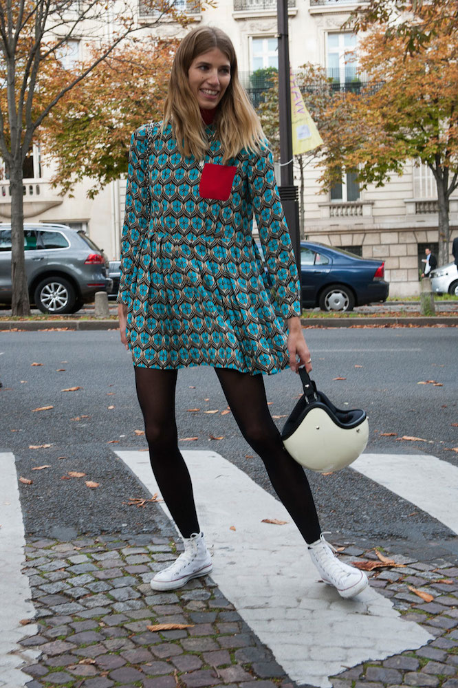 How to Wear Black Tights With Everything - Outfit Ideas HQ