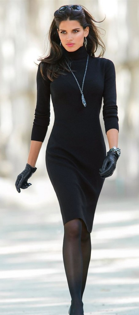 Black Outfit Ideas 12