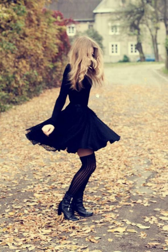 Black Outfit Ideas 5