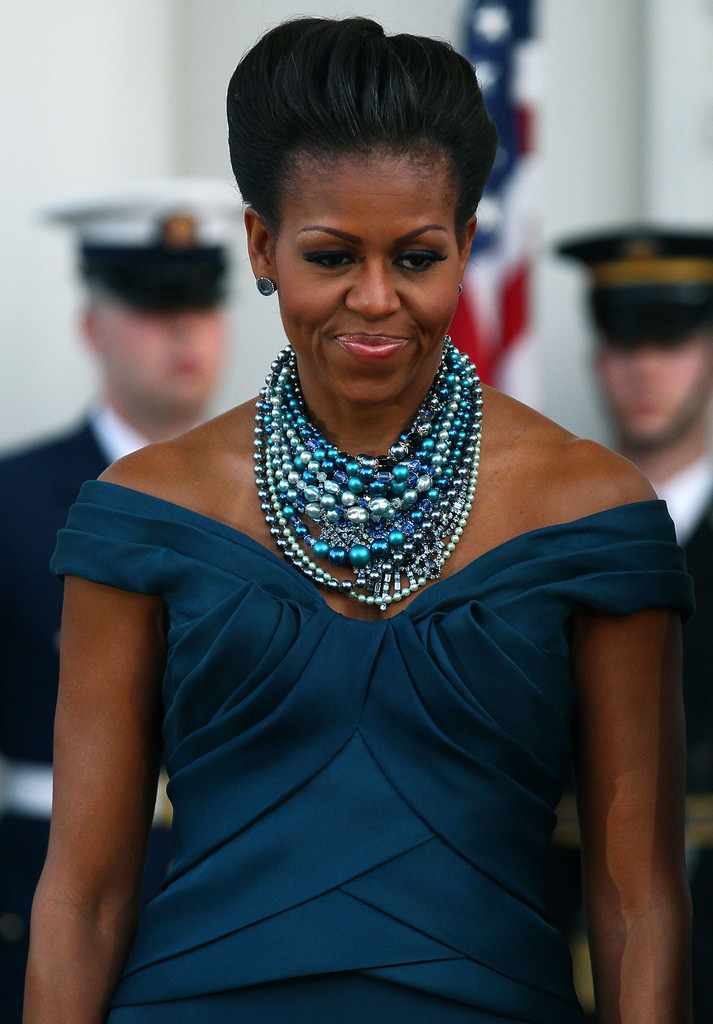 What Size Is Michelle Obama Clothes