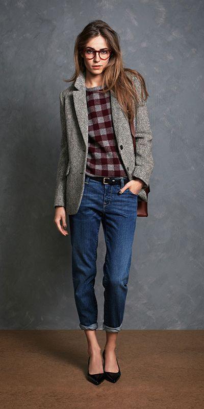 Plaid Outfits 9