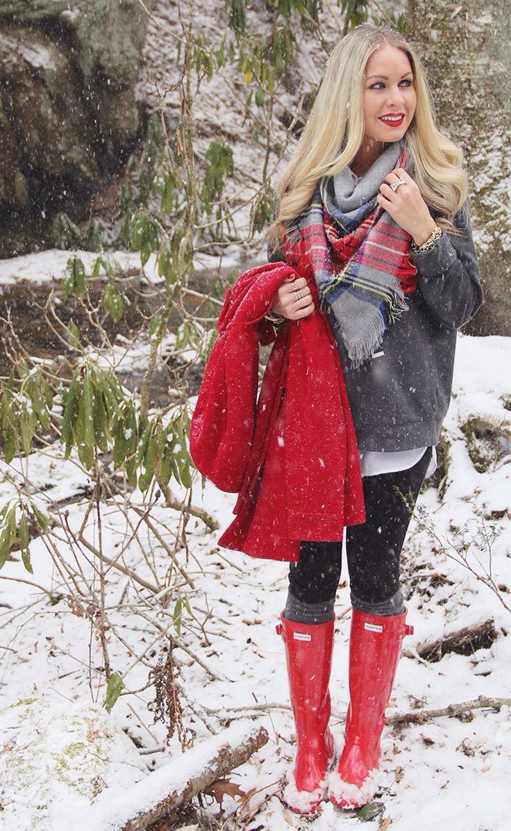 27 Red Outfits Will Dominate Your Christmas