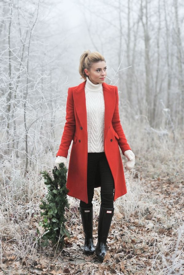 Red Outfits for Christmas 8