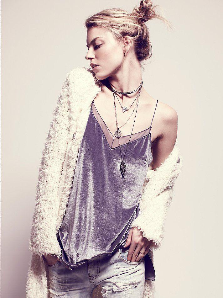 Velvet Dress Ideas 9