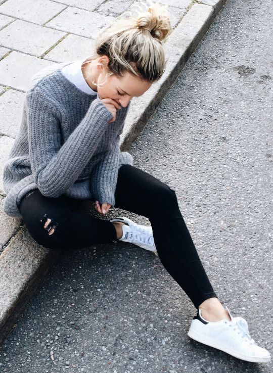 knitwear outfit 15