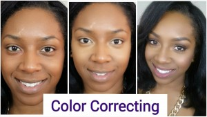 color correcting dark skin