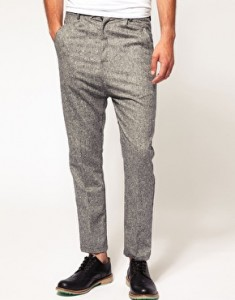 wool trousers men