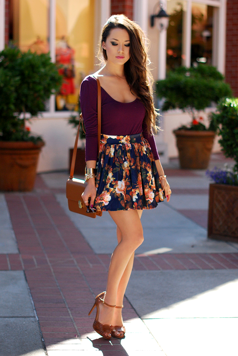outfits spring outfit cute skirt pretty skirts summer california dress fall clothes chic shoes heels wearing mini classy wear trends