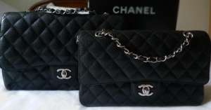 flap bag by chanel