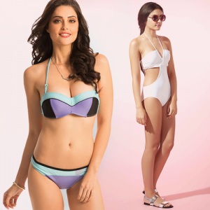 swimsuits for curvy body shape