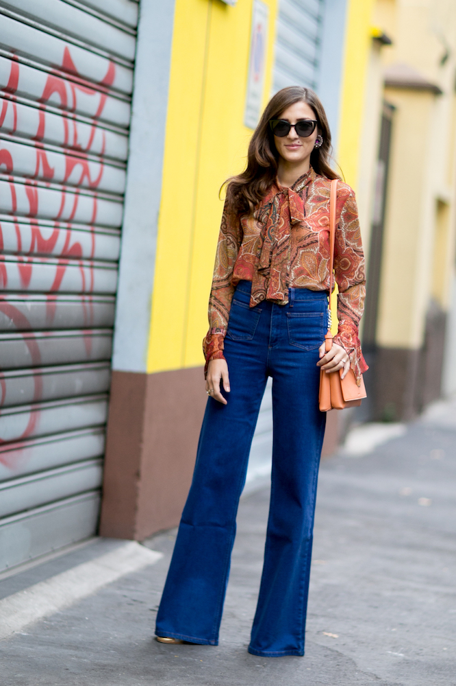 10 Ways to Style Wide-Leg Pants This Season - Outfit Ideas HQ