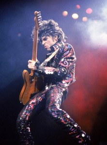 prince two-piece suit
