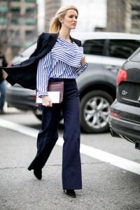 matching blouse and blazer