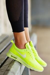 bright sneaker