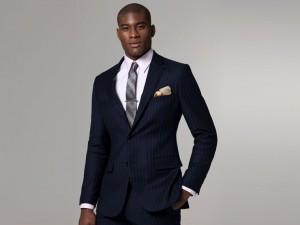 formal business attire for men