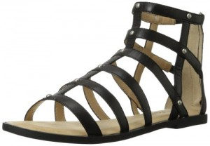 gladiator sandal solid color