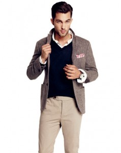 casual business attire for men