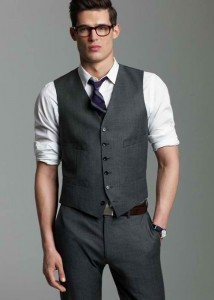 shirt with vest