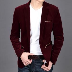 velvet coat for men