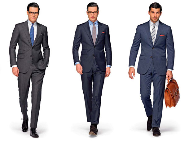 how to dress for an interview men