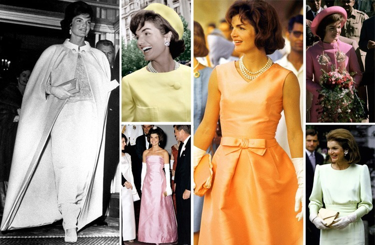 Gorgeous Inaugural Gowns of the First Ladies - Outfit Ideas HQ