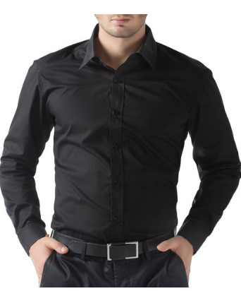 PAUL JONES®Mens Casual Shirt in Slim Fit CL5252