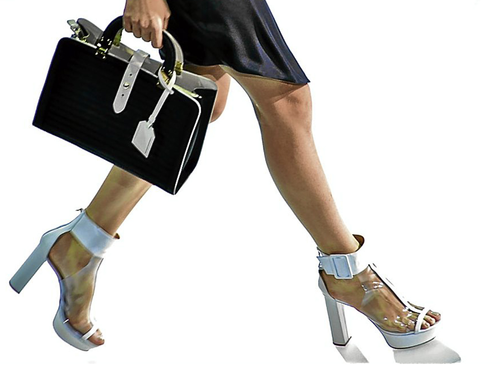 How to Match Bags and Shoes
