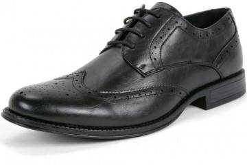 alpine swiss zurich lace up brogue