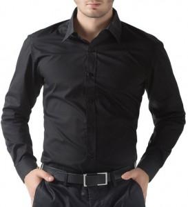 button-down shirt for men