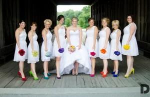 vibrant heels