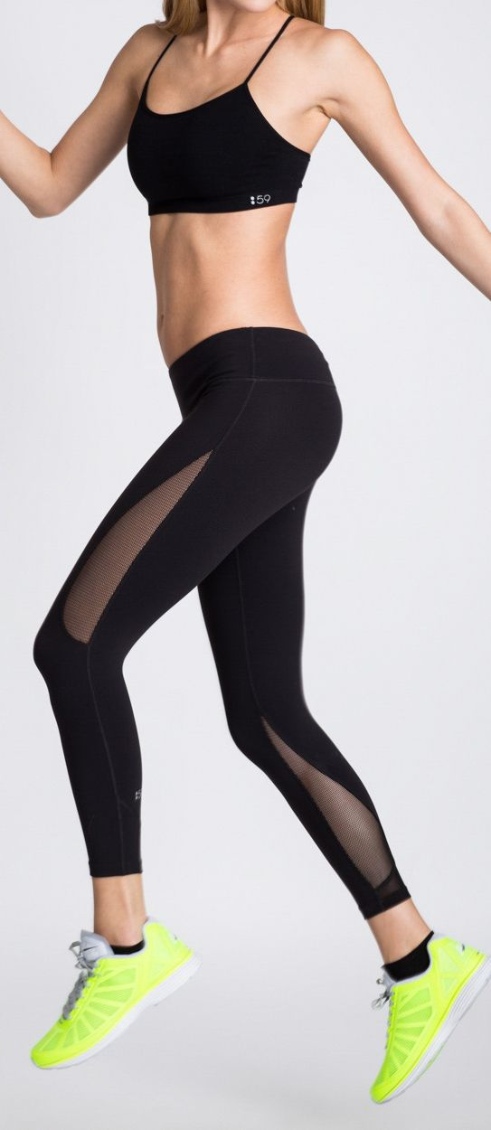 Capri tights. Short on length, but long on fit, function, and comfort, cropped women's tights are the go-to work-out pants to accompany your gym style. Versatile enough to wear to an outdoor lunch or training session, capri leggings are your workout's best friend.