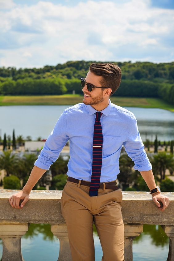 graduation outfit ideas for guys with khaki pants