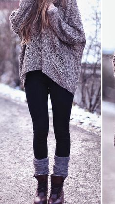 what to wear to a hockey game with leg warmers 5