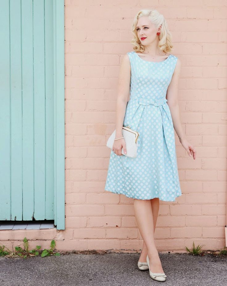 pastel dress for house party