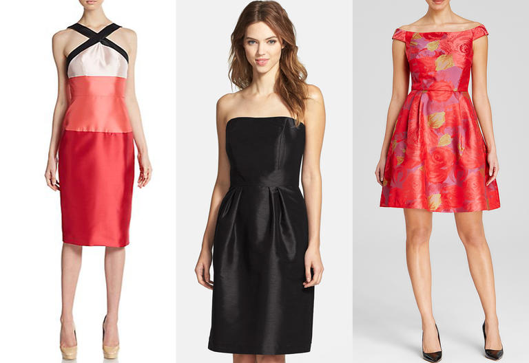 Stunning outfit ideas you can wear to a summer wedding for Formal summer dresses for weddings