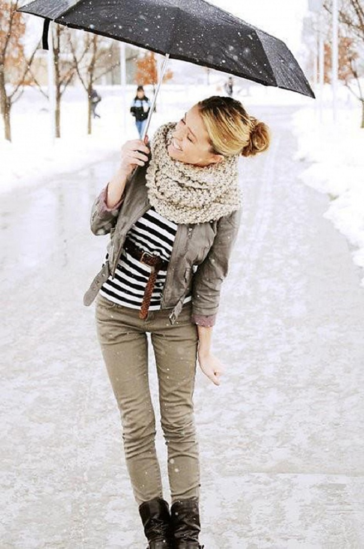 rainy outfits outfit super rainboots knitted cardigan skinnies beanie patent shades cool