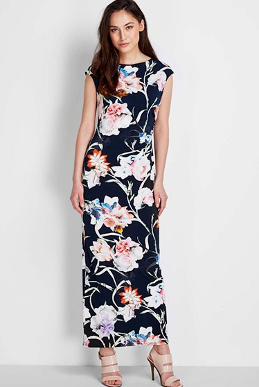 maxi for the race day