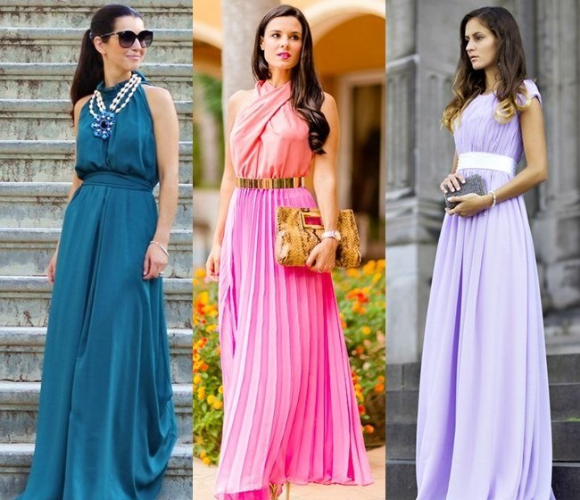 Morning wedding dresses for guests