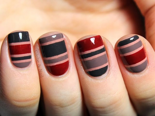 nails for a camping trip