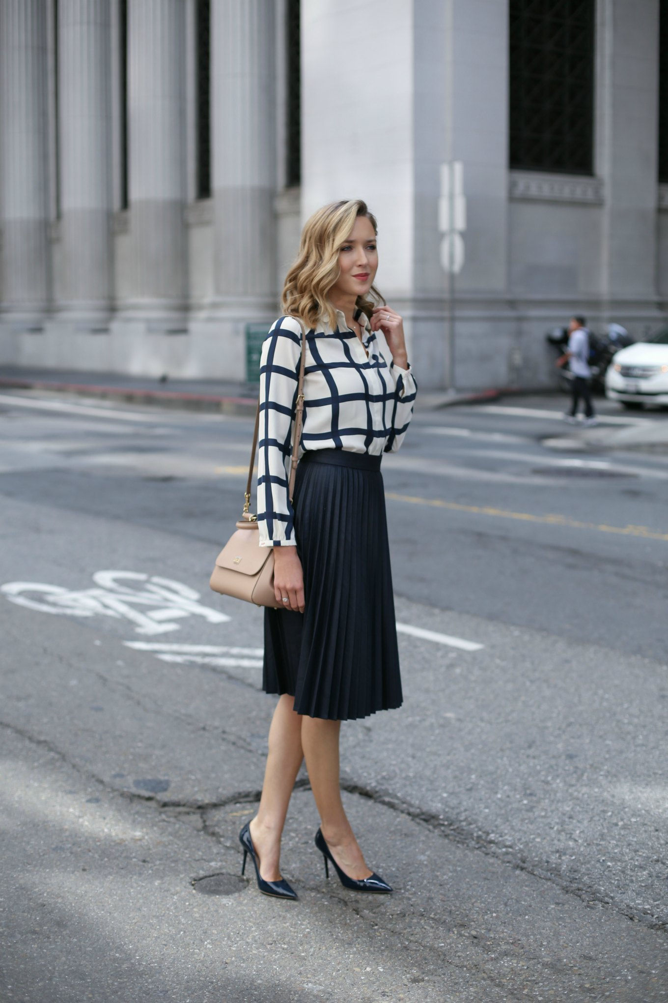 discover outfits that make you look right at the summer job midi skirt for the summer job interview
