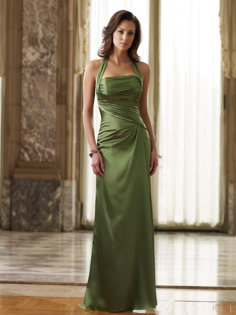 sheath gown at bar mitzvah