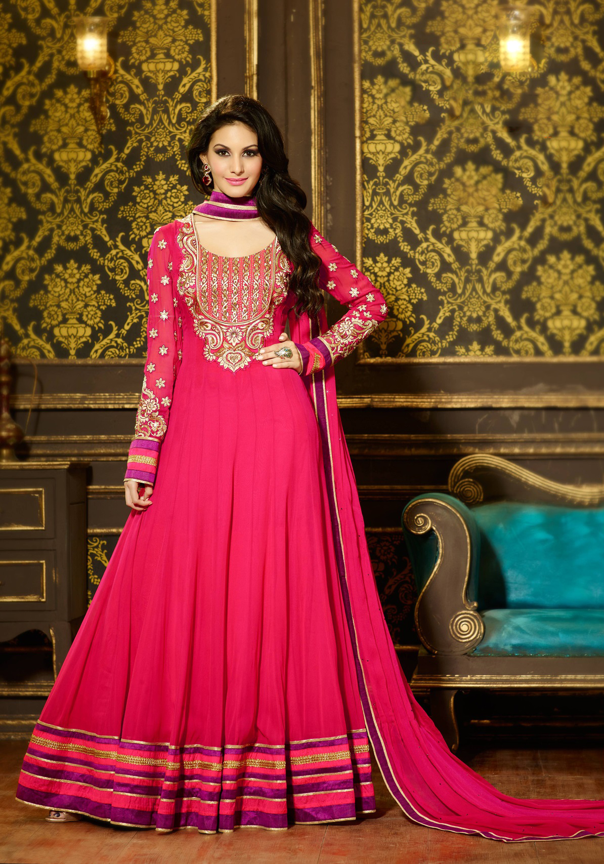63c13a5c1f4 16 Outfits That Make You Look Awesome at the Indian Wedding - Outfit ...