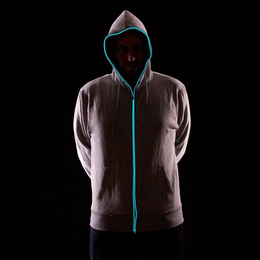 electronic hoodie