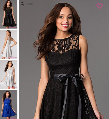 short sleeve dress at bar mitzvah