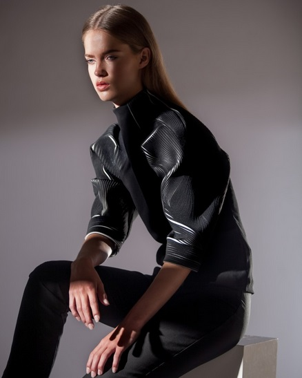 integrated solar clothing